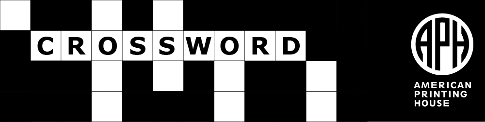 crossword banner